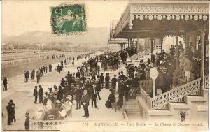 l'hippodrome dans les années 1900