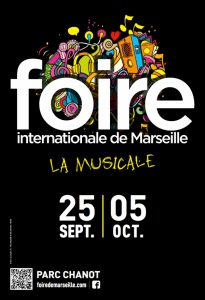 La foire de Marseille tout en musique